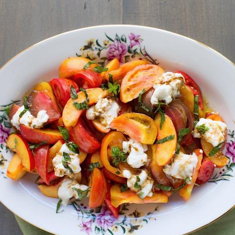 Recipe of the Week: Nectarine Salad